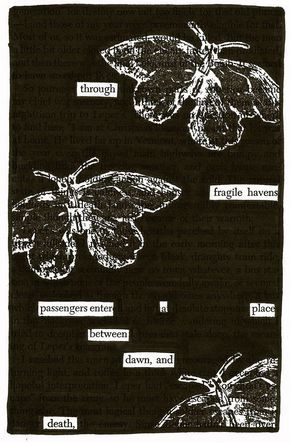 Black Out Poetry 2